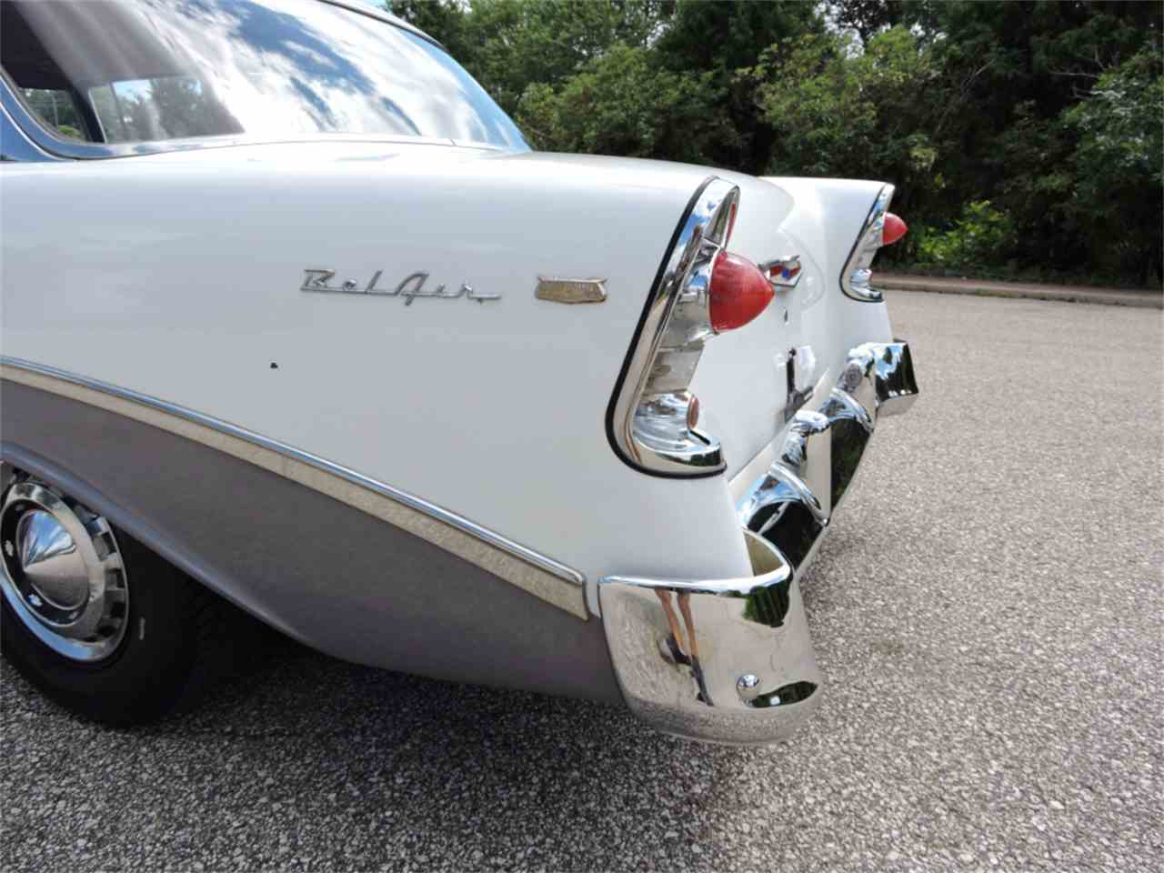 1956 chevrolet bel air for sale on classiccars com 74 - Photo 38
