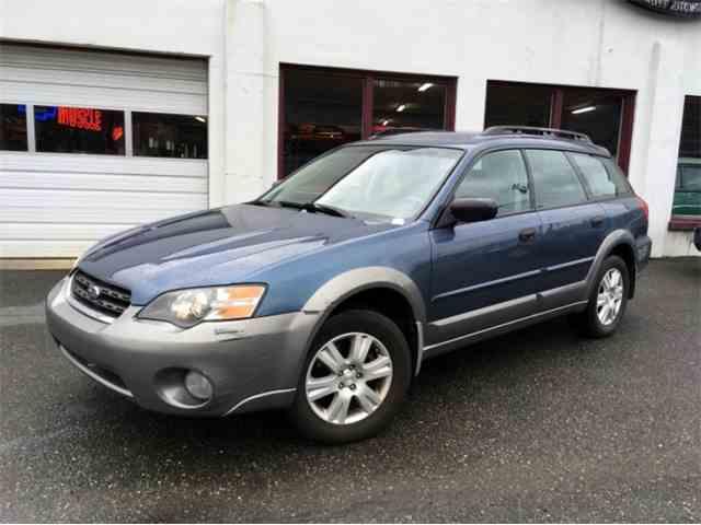 2005 Subaru Outback | 963532