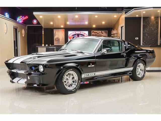 1968 Ford Mustang Fastback Black Eleanor | 963533