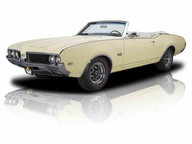 1969 Oldsmobile Cutlass | 963535