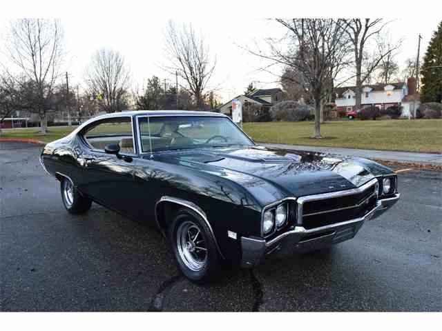 1969 Buick Skylark | 963540