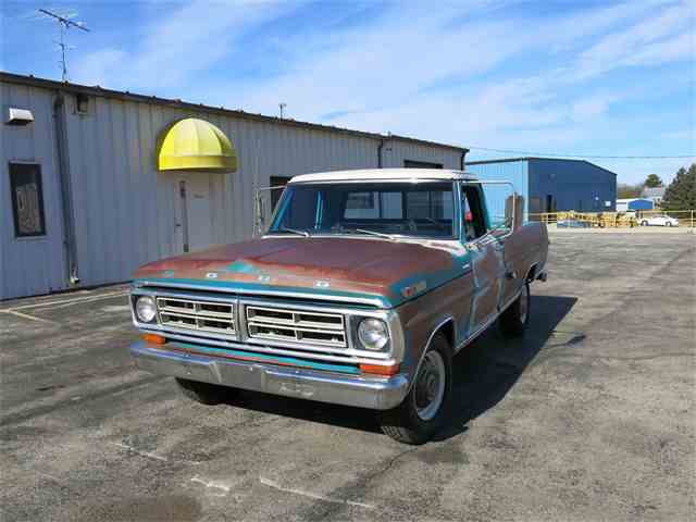 1971 Ford F250 | 963547