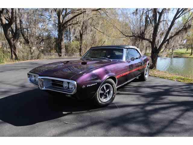 1967 Pontiac Firebird | 963554