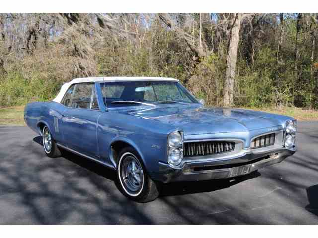 1966 to 1968 Pontiac Lemans for Sale on ClassicCars.com ...
