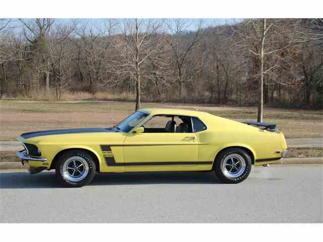 1969 Ford Mustang | 963557