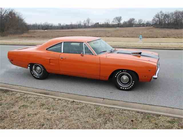 1970 Plymouth Road Runner | 963558