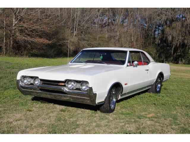 1967 Oldsmobile 442 | 963559