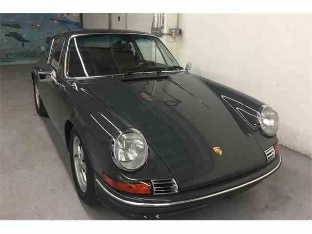 1973 Porsche 911E | 963563