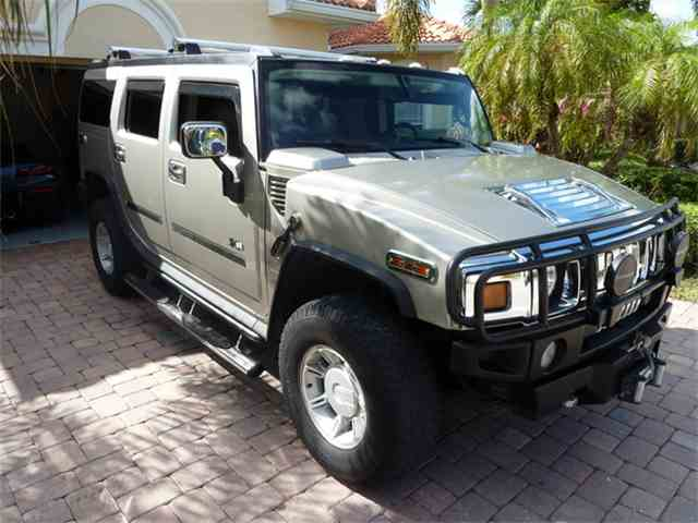 2003 Hummer H2 | 963565