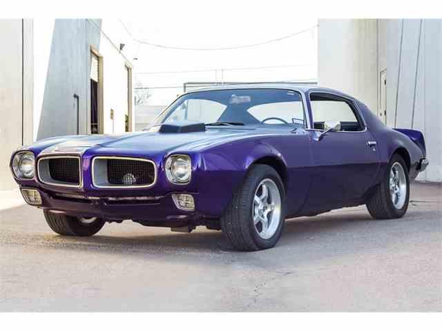 1970 Pontiac Firebird | 963566