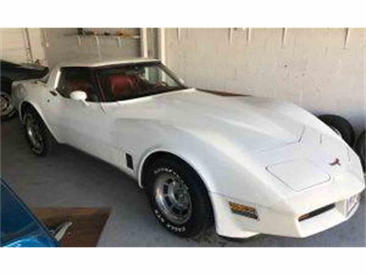 Large Picture of '80 Corvette - KNHR
