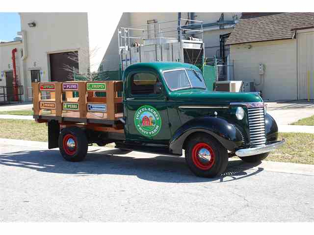 1940 Chevy Stake Truck | 963571