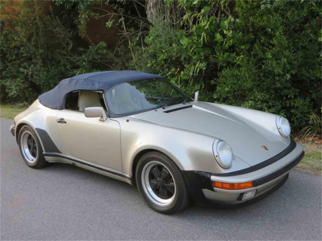 1989 Porsche 911 for Sale - CC-963572