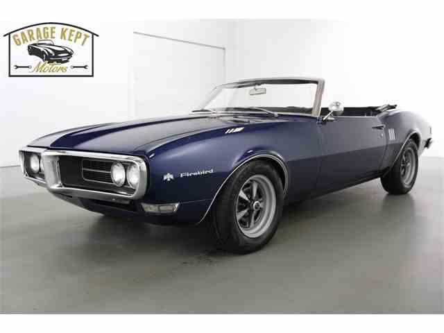 1968 Pontiac Firebird | 963574