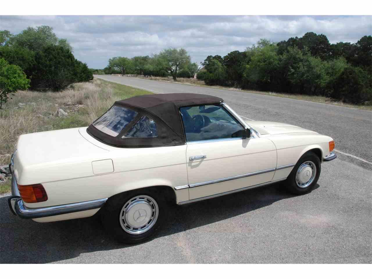 1973 mercedes benz 450sl for sale cc for Mercedes benz boerne texas