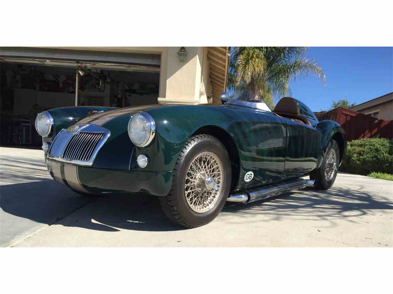 Large Picture of '57 MGA - KNI3