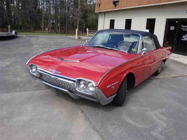 1962 Ford Thunderbird | 963581