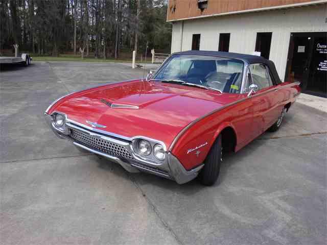 1962 Ford Thunderbird | 963581
