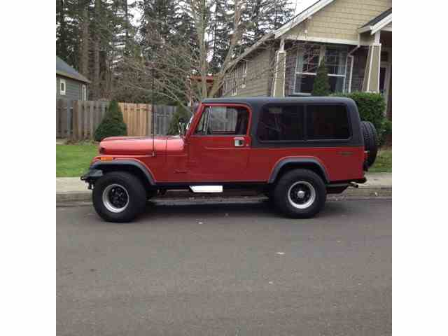 1983 Jeep CJ8 Scrambler | 963582