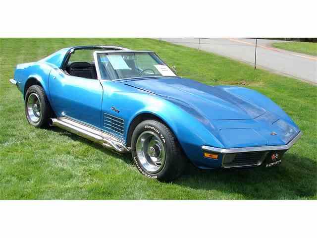 1971 Chevrolet Corvette | 963583