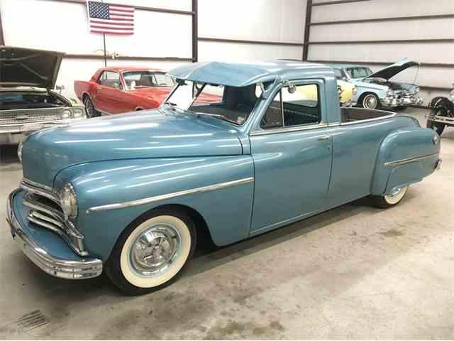 1950 Plymouth Flower Car | 963593