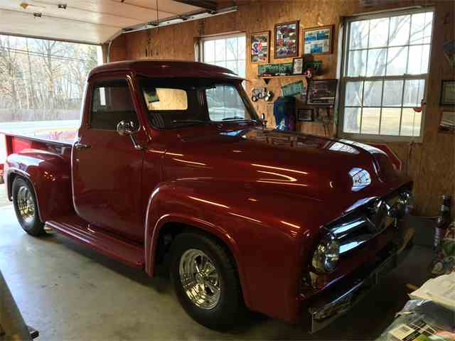 1955 Ford F100 | 963595