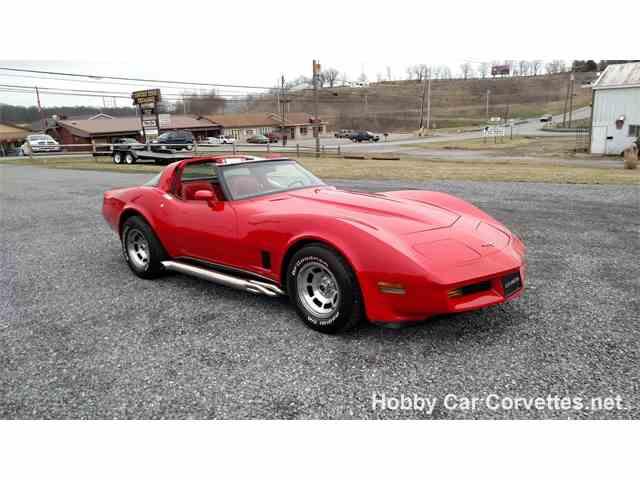 1980 Chevrolet Corvette | 963600