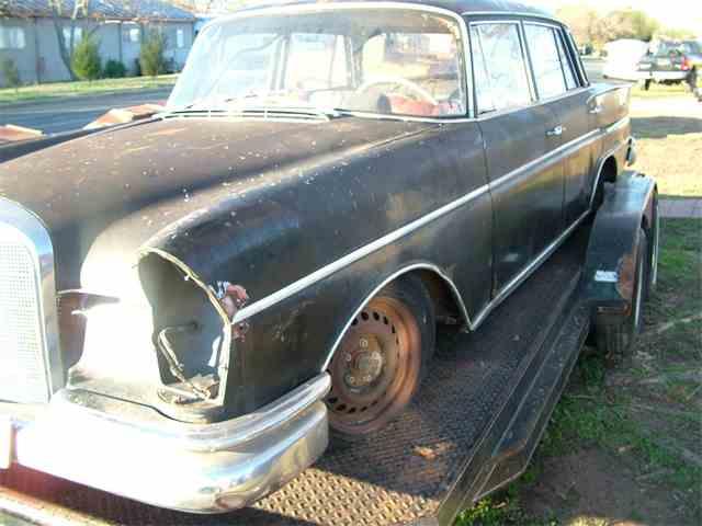 1963 Mercedes-Benz 300SE | 963603