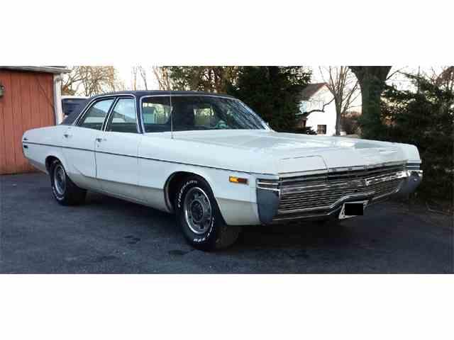 1972 Dodge Monaco | 963607
