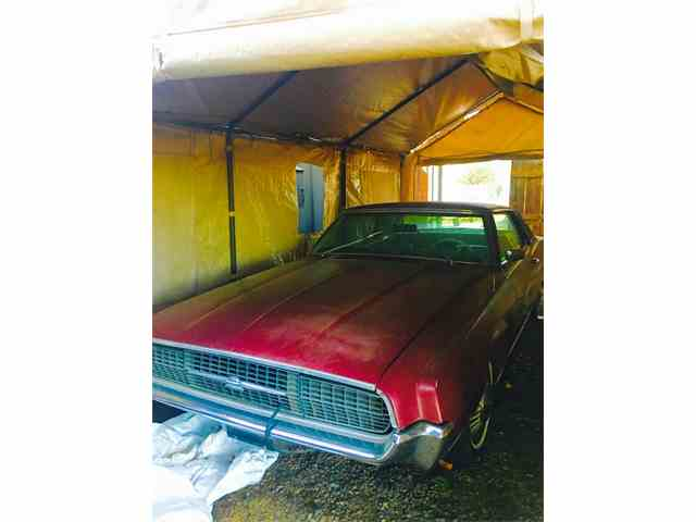 1967 Ford Thunderbird | 963608