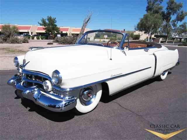 1951 Cadillac Series 62   963612