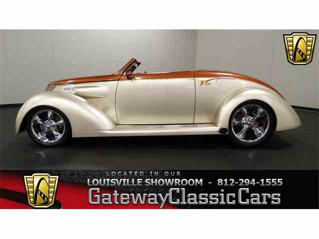 1937 Ford Cabriolet | 963621