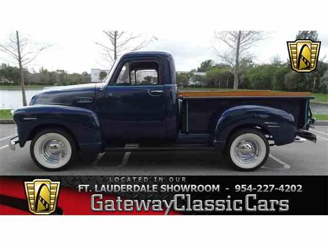 1952 GMC Pickup | 963623