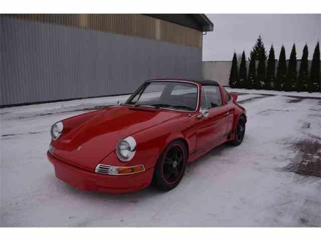 1972 Porsche 911T | 963624