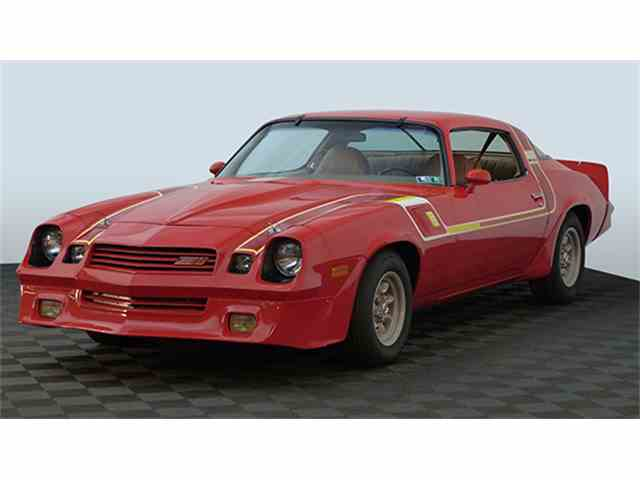 "1980 Chevrolet Camaro ""Hugger"" Z28 | 963628"
