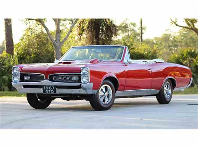 1967 Pontiac GTO | 963630
