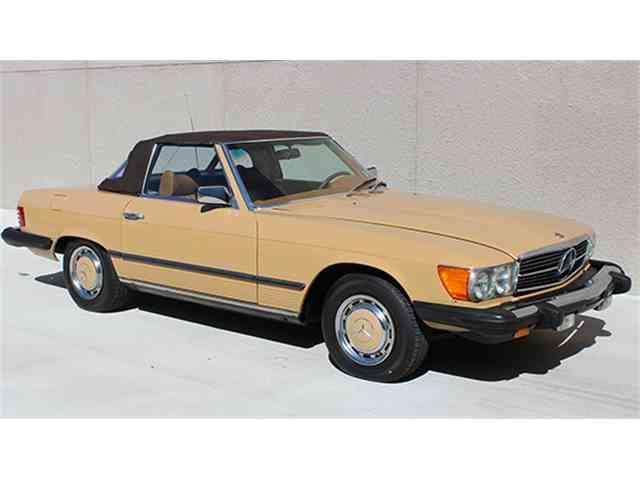1977 Mercedes-Benz 450SL | 963631