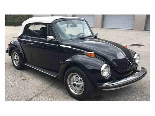 1979 Volkswagen Beetle   963634