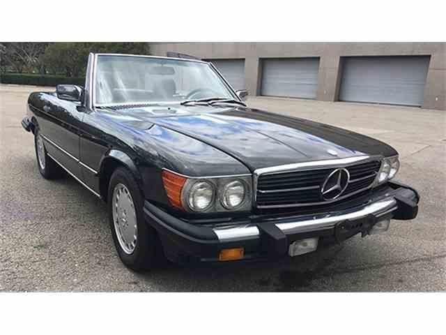 1989 Mercedes-Benz 560SL | 963636