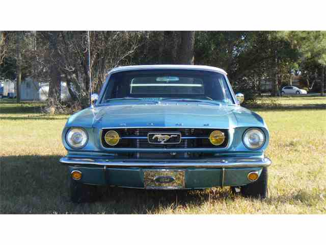 1966 Ford Mustang | 963639