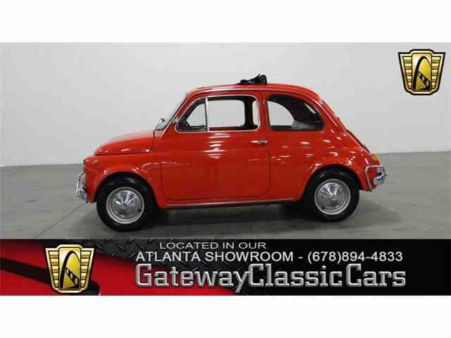 1969 Fiat 500L | 963640