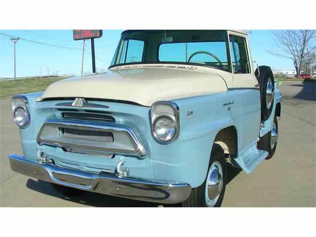 1957 International A120   963664