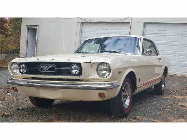 1966 Ford Mustang GT | 963676