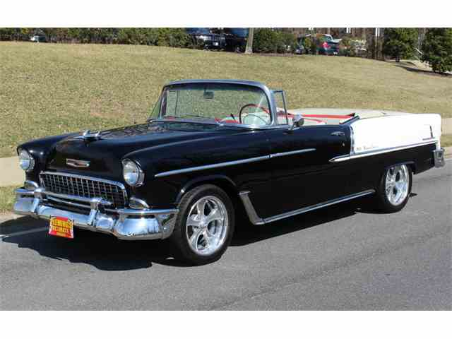 1955 Chevrolet Bel Air | 963684