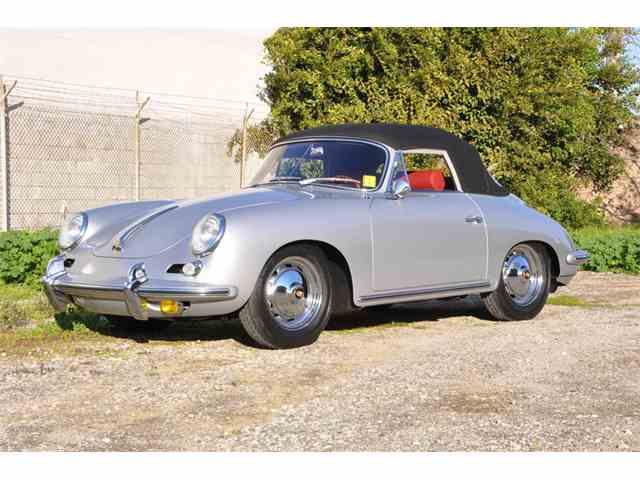 1963 Porsche 356B Carrera 2000 GS Cabriolet | 963687