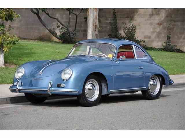 1959 Porsche 356A Sunroof Coupe | 963688