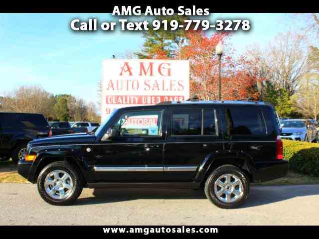 2008 Jeep Commander | 963696