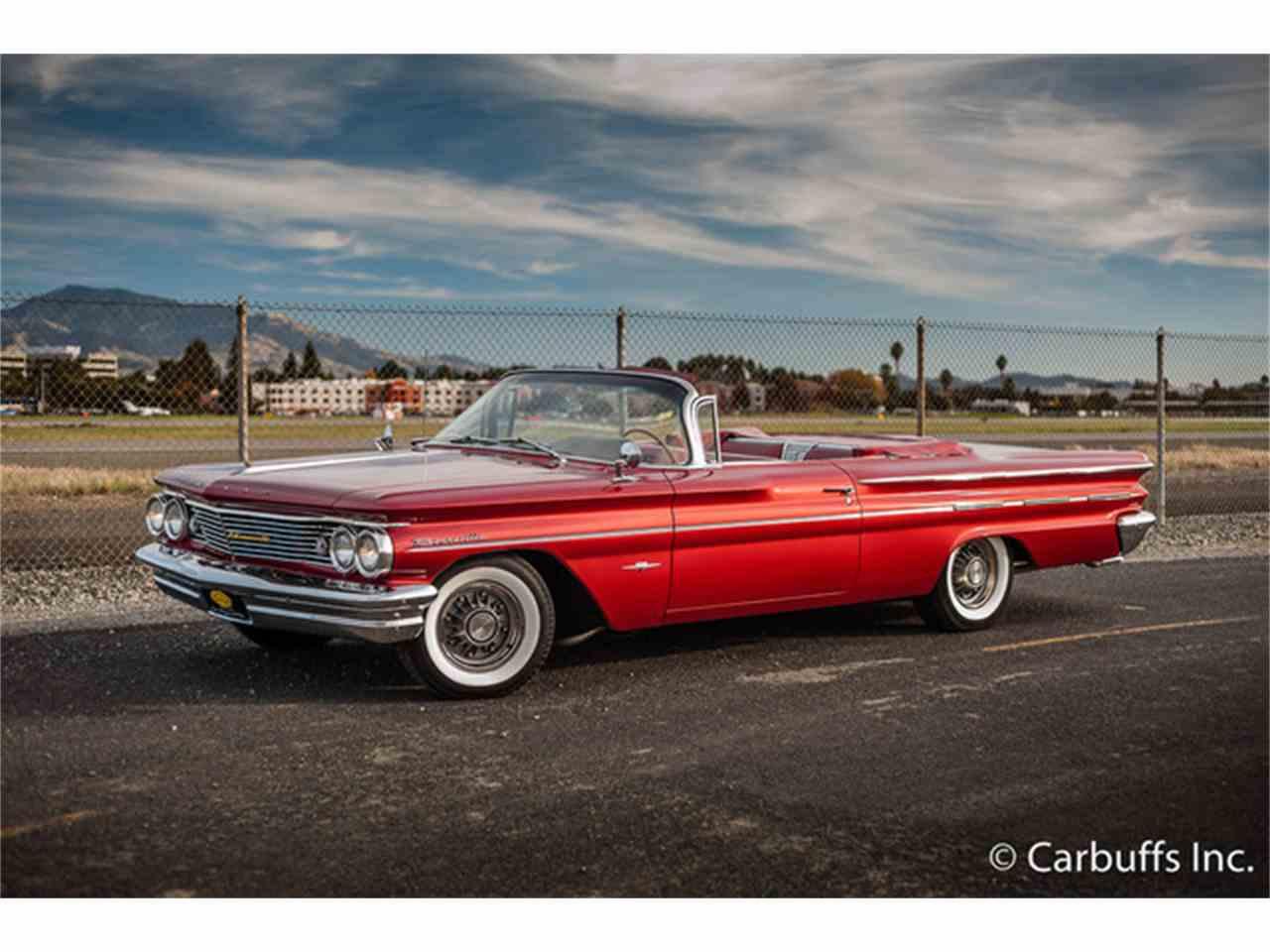 1960 Pontiac Bonneville for Sale | ClassicCars.com | CC-963700
