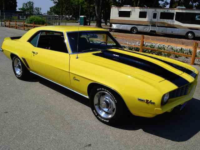 1969 Chevrolet Camaro | 963704