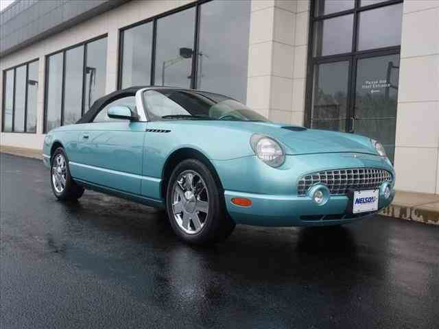 2002 Ford Thunderbird | 963708